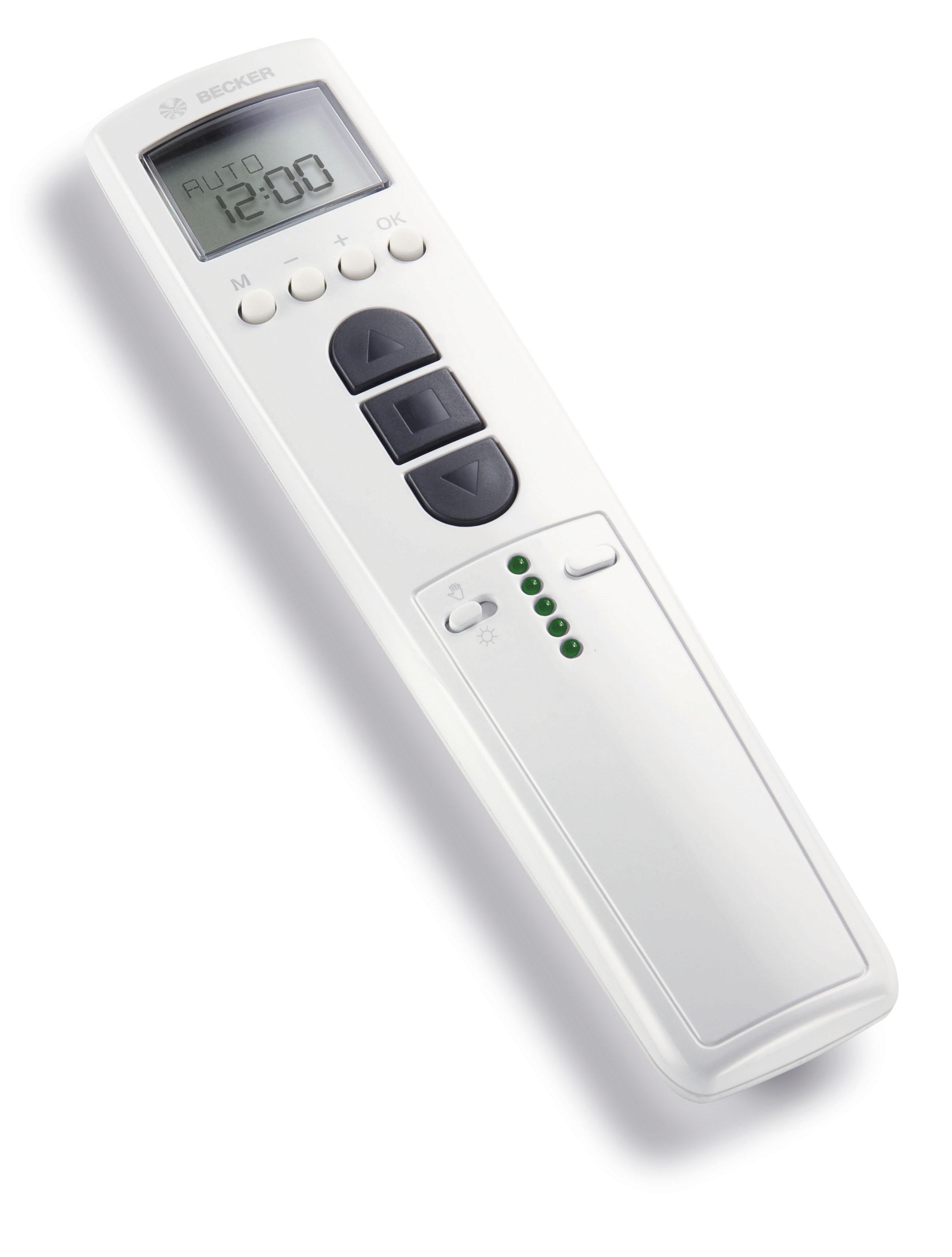 Becker •   Handsender SunWindControl SWC745-II weiß