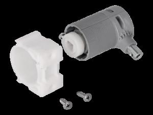 WAREMA Beipack Getriebe 2:1 mit Zapfen links, , Sechskant 6mm