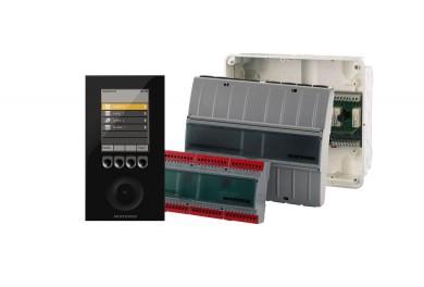 WAREMA Wisotronic 3-Kanal Bediengerät + Leistungsteil (Schwarz, AP, REG UP)