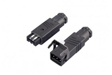 WAREMA Kupplung STAK 3 / Stecker STAS 3 / STASI 3 Sicherheitsbügel