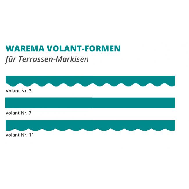 WAREMA Gelenkarm-Markise Terrea G60