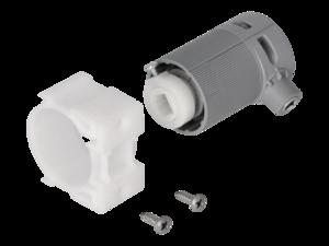 WAREMA Beipack Getriebe 2:1 ohne Zapfen rechts, Sechskant 6mm