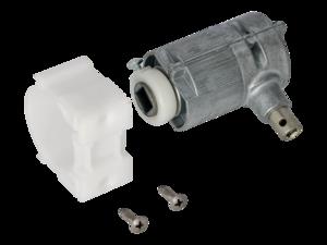 WAREMA Beipack Getriebe 3:1 mit Zapfen links, Vierkant 6mm