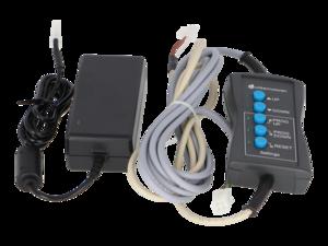 WAREMA  Programmierkabel für DCD55, mit Netzteil 12V und Einstellbox
