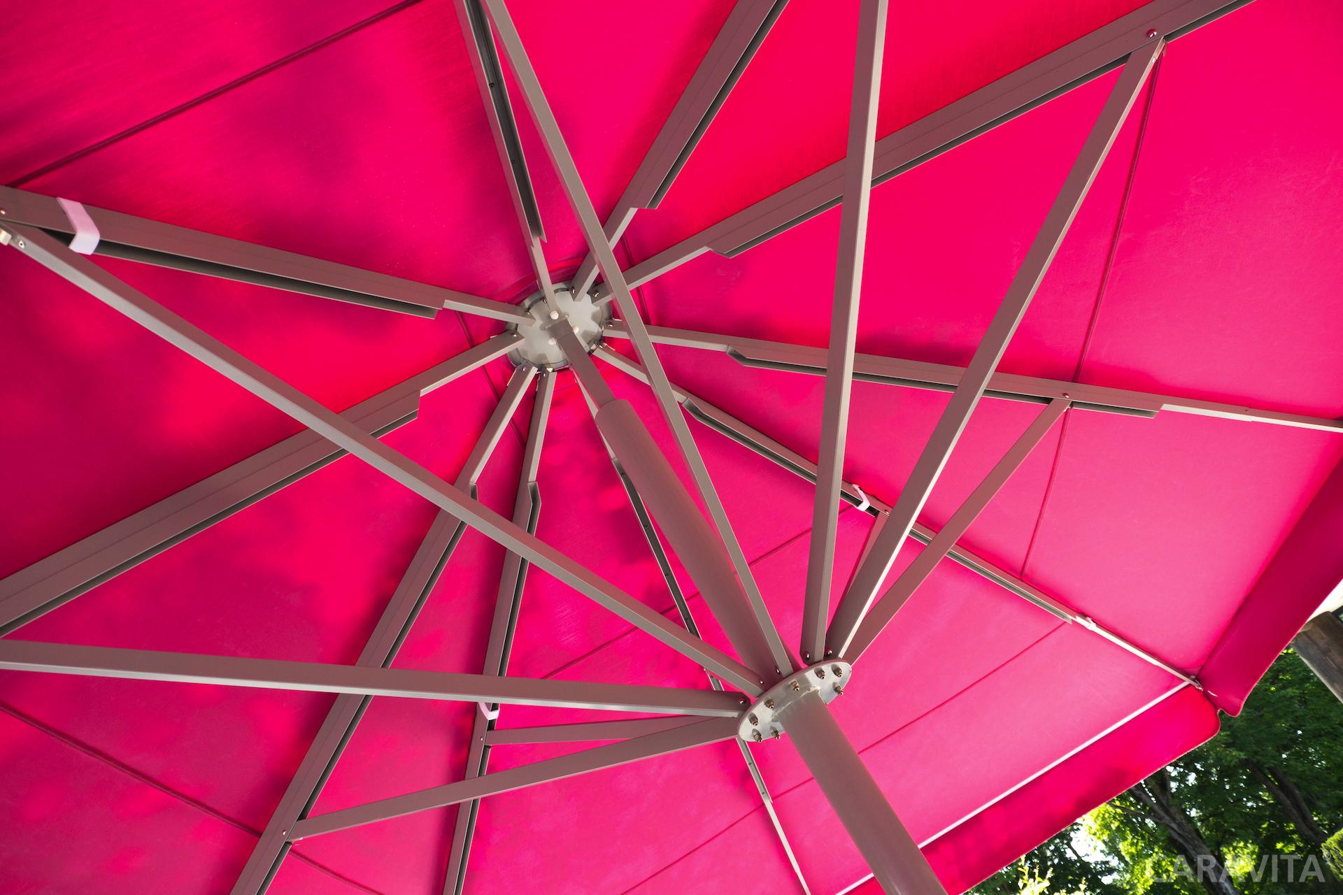 CARAVITA Sonnenschirm Big Ben